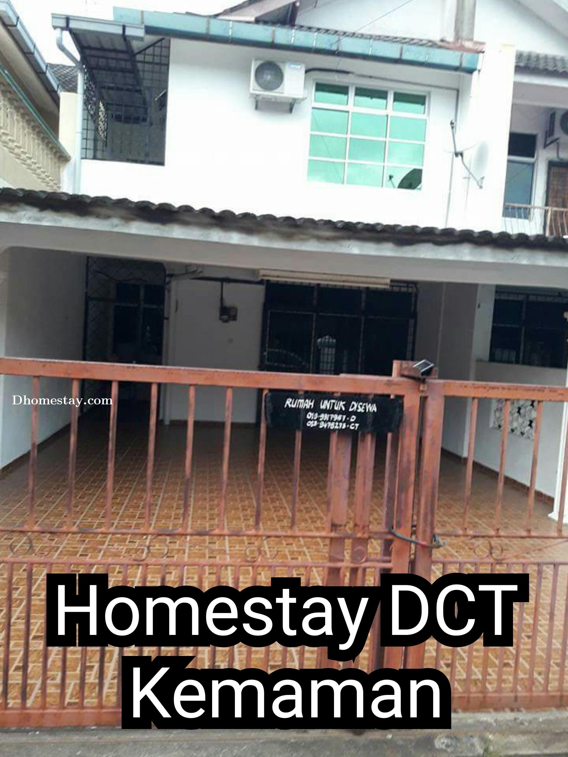 Homestay DCT Kemaman