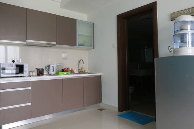 Modern 1-bedroom  in the heart of KL