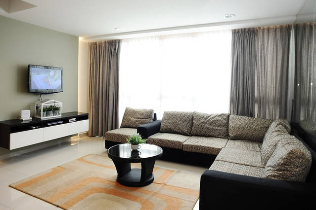 Exclusive 1 Berdoom Apartment in KL for 6 pax