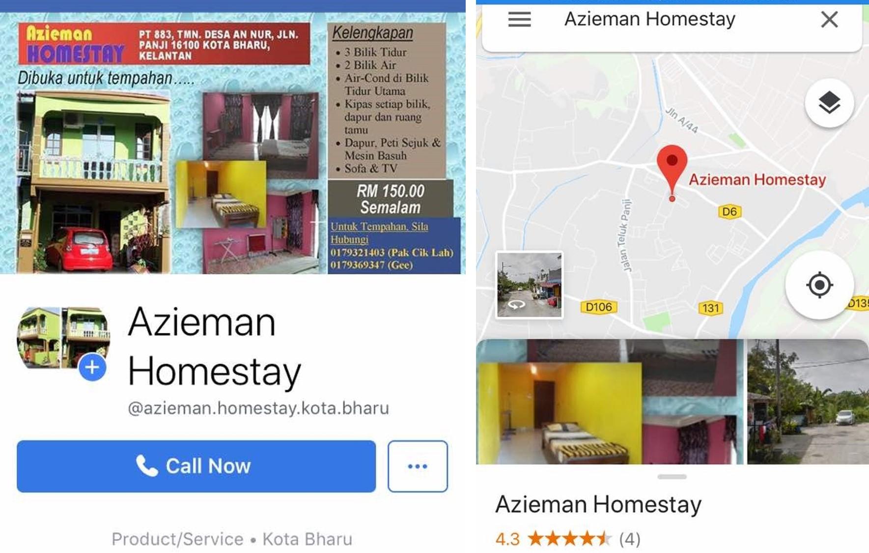 Azieman Homestay