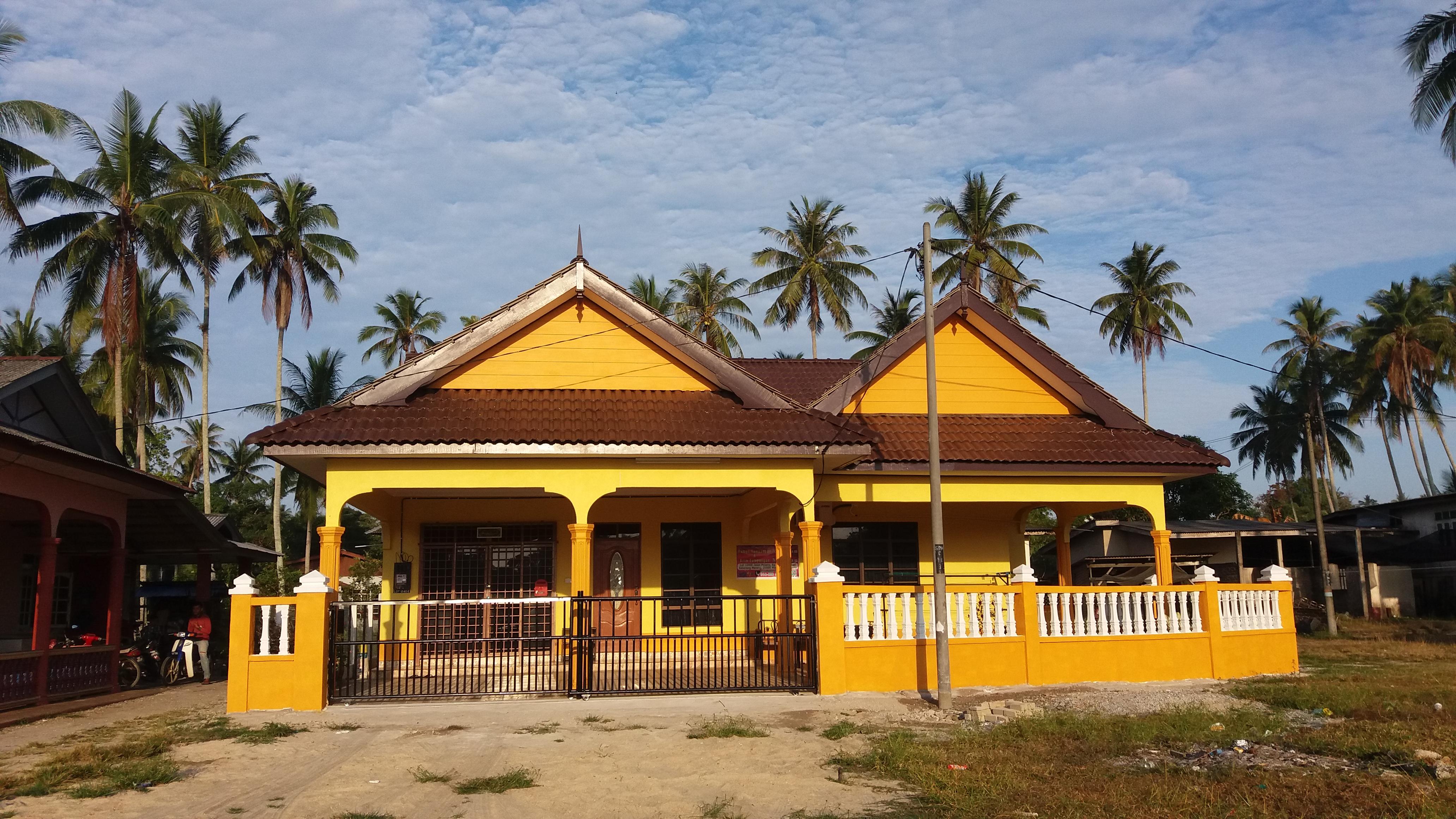 NUR SALAM Homestay Seberang Marang Terengganu