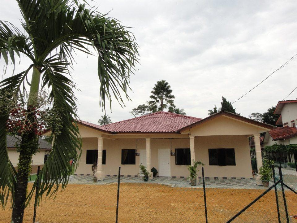 D' Merbau Homestay & Laman Kahwin-Rumah Berkembar A-2 (2BR)