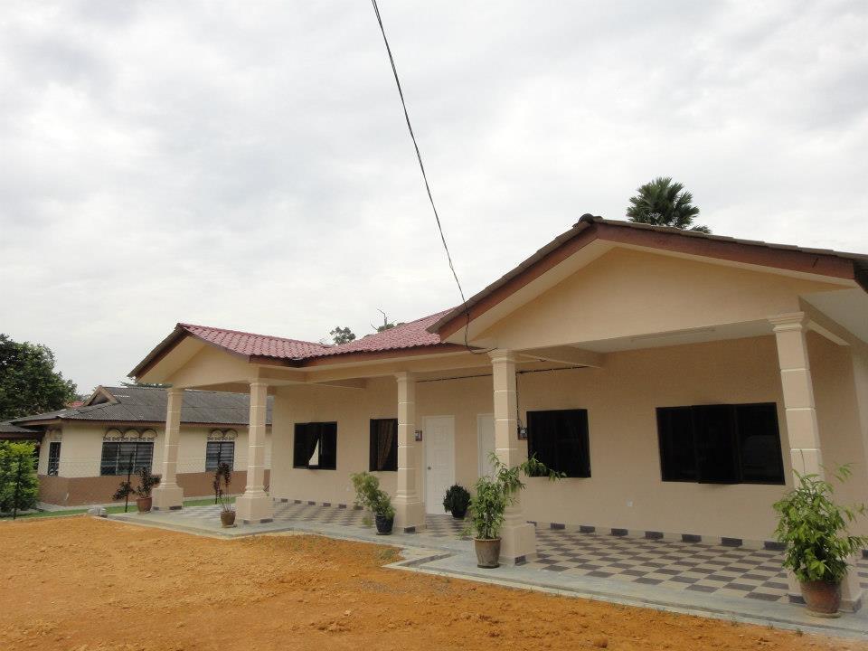 D' Merbau Homestay & Laman Kahwin-Rumah Berkembar A-1 (2BR)