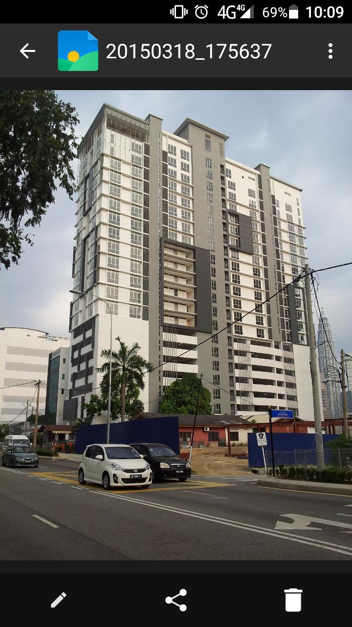 Kg Baru Kuala Lumpur Close HKL & IJN
