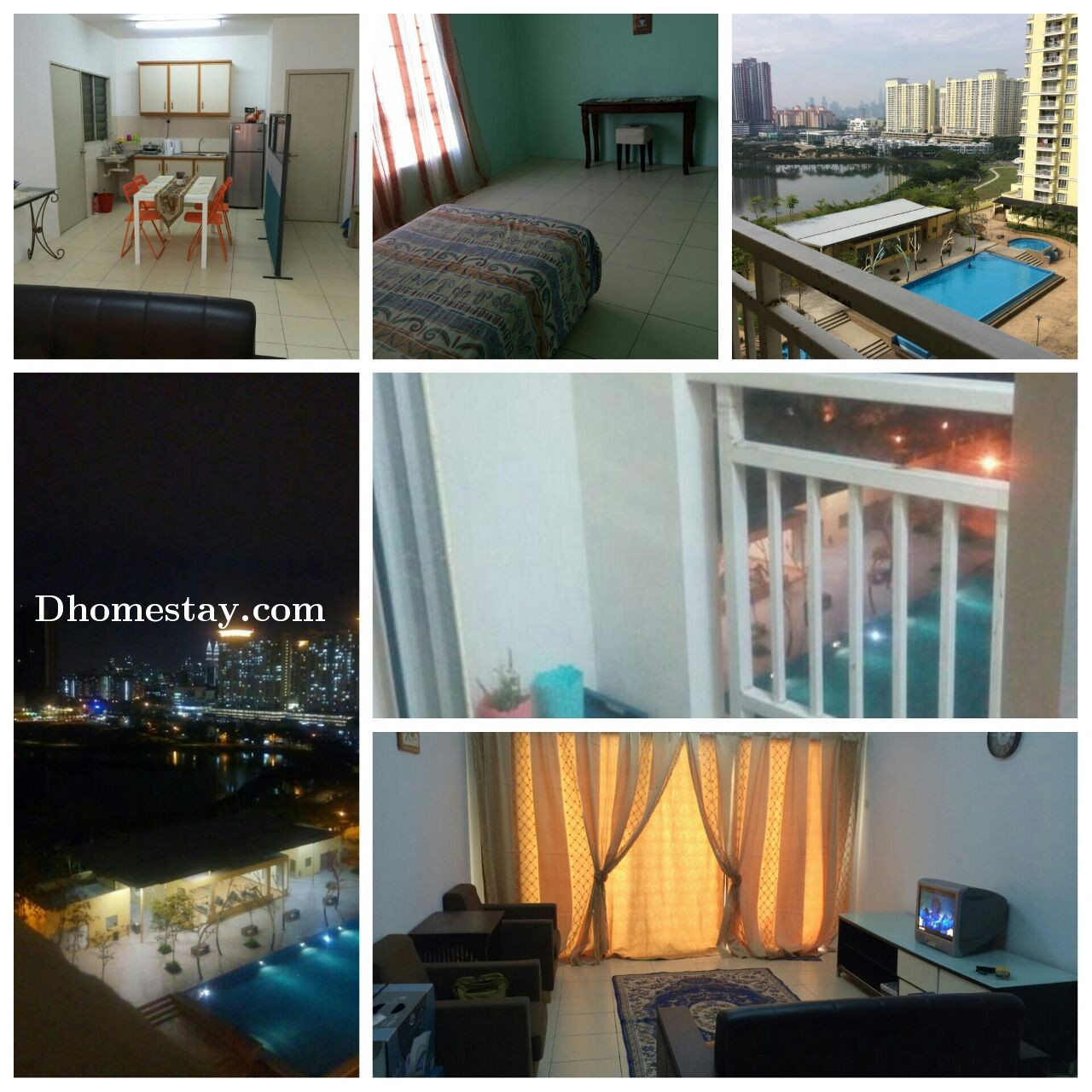 Homestay Condominium Shopping Centre Swimming Pool