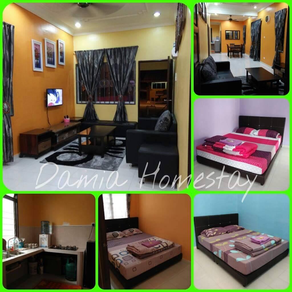 Farisha Homestay