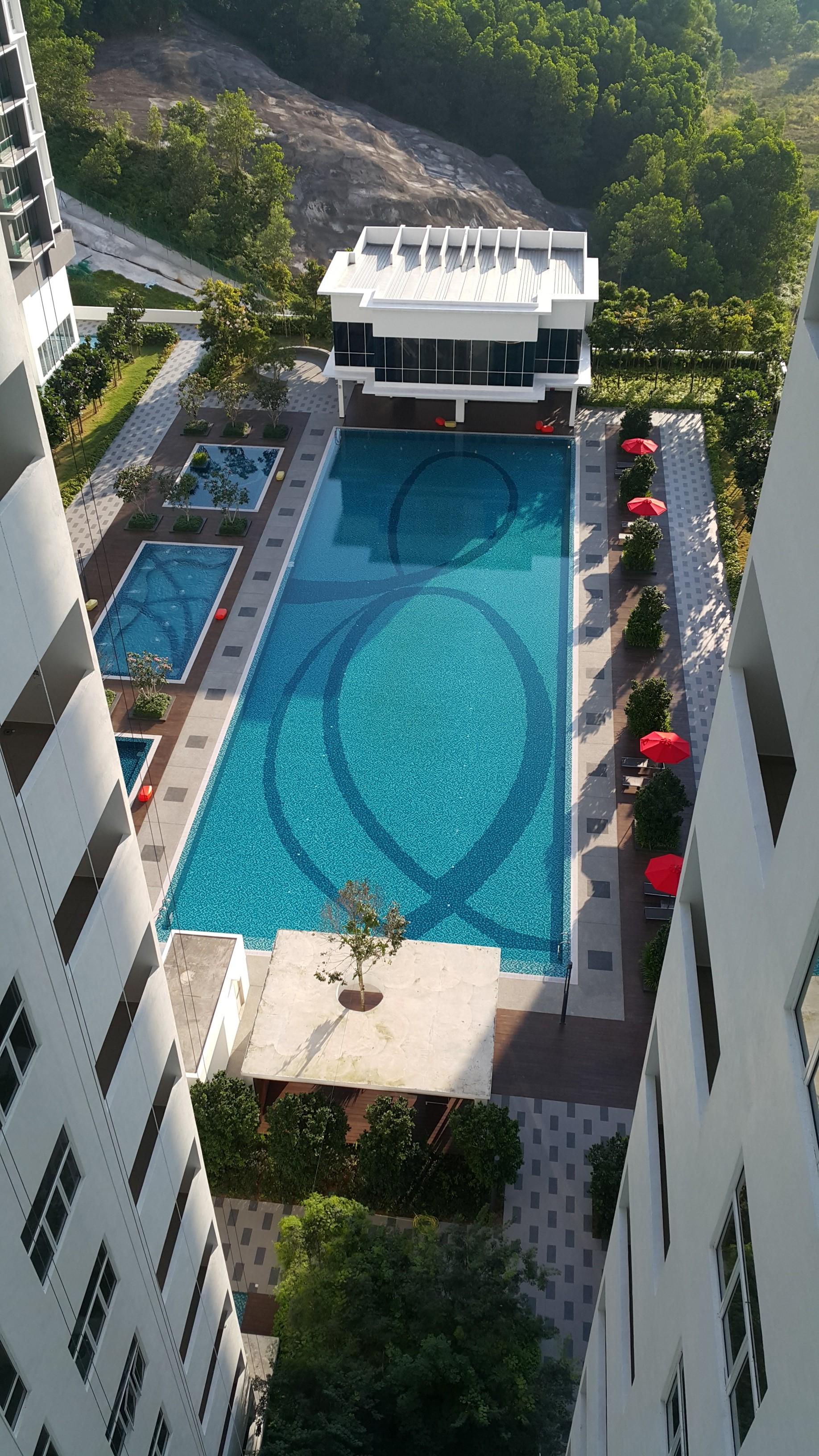 Luxury Greenery Condominium Green Residence