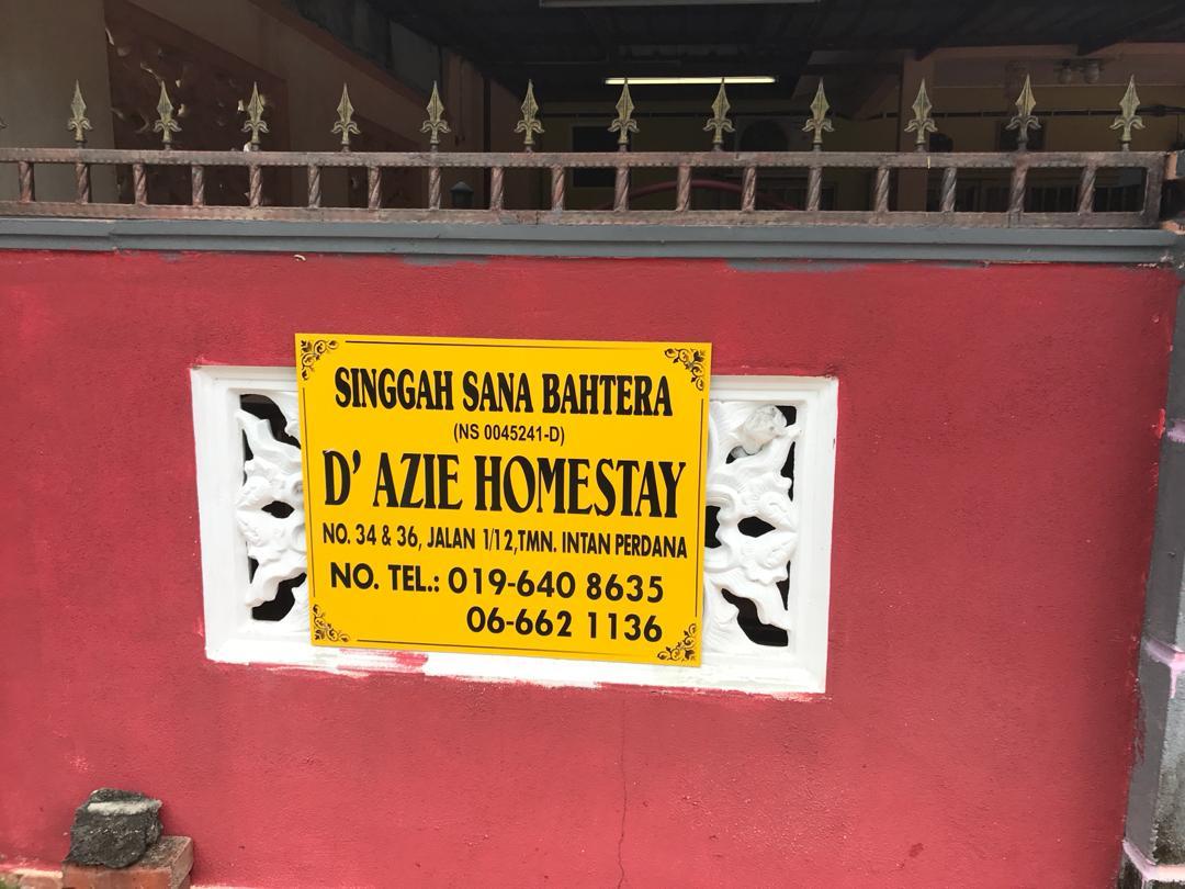 D'Azie Homestay Port Dickson