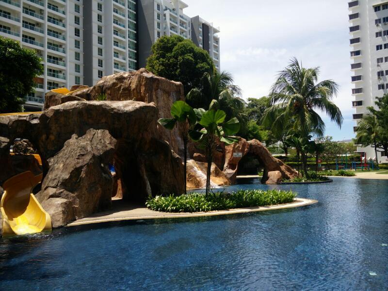 Homestay Villa Emas Condominium