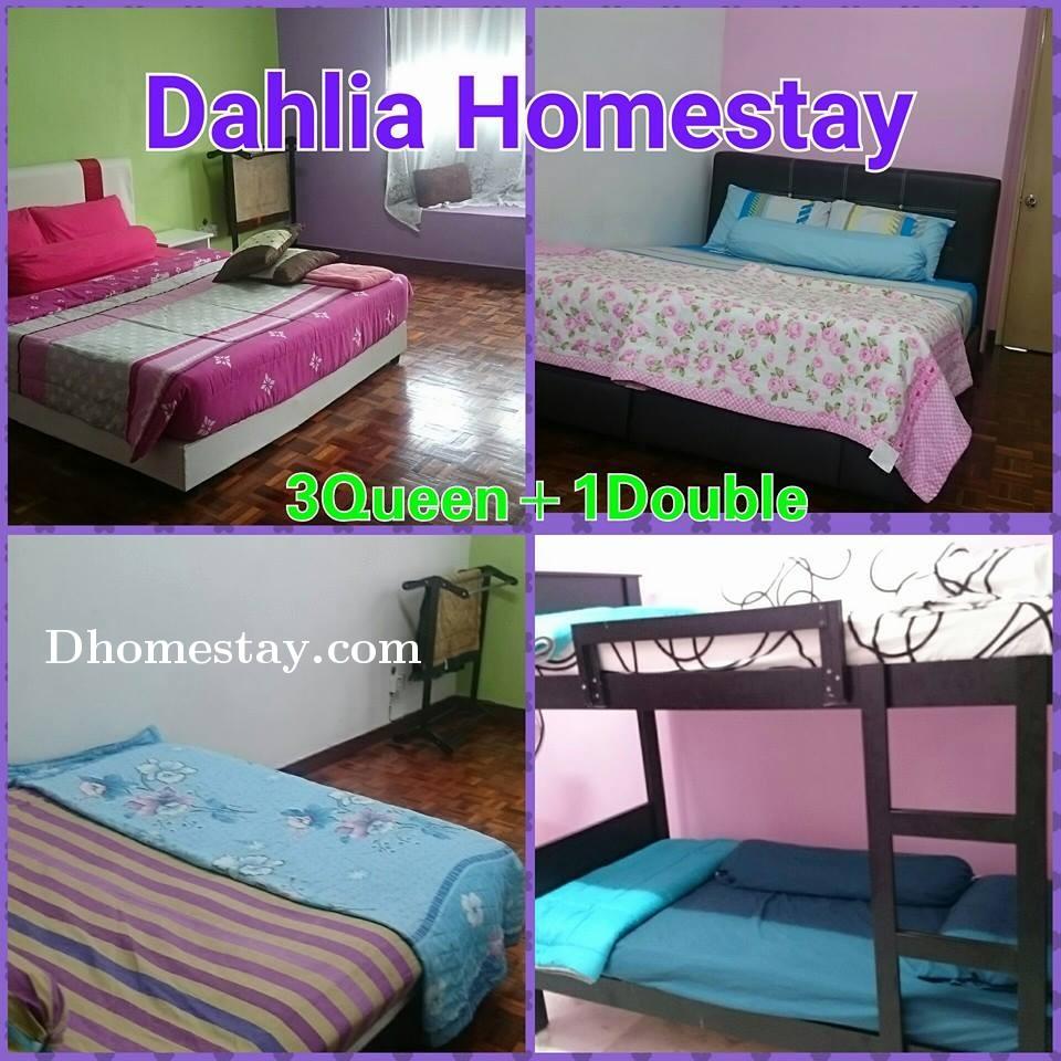 Dahlia Homestay Kajang