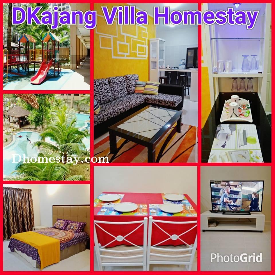 DKajang Villa Homestay Kajang