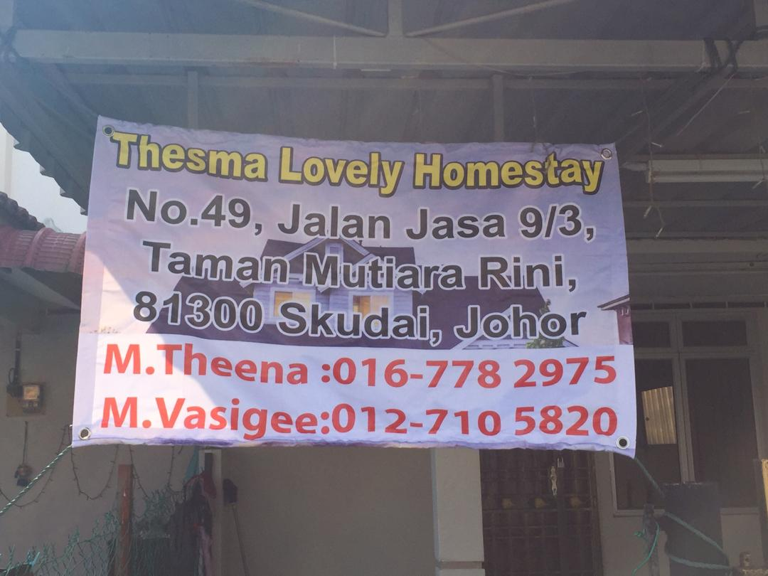 Thesma lovely Homestay
